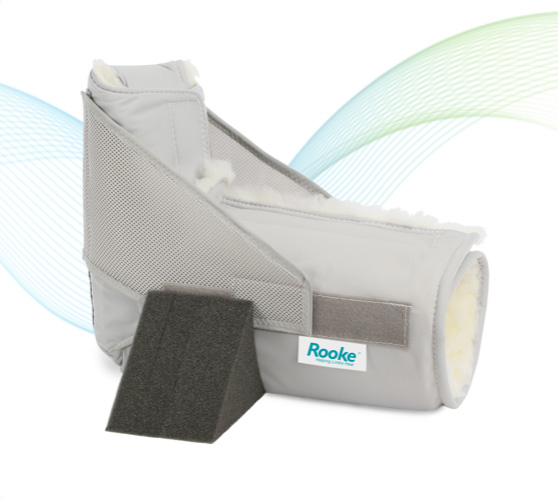 Rooke Vascular Boot with wedge